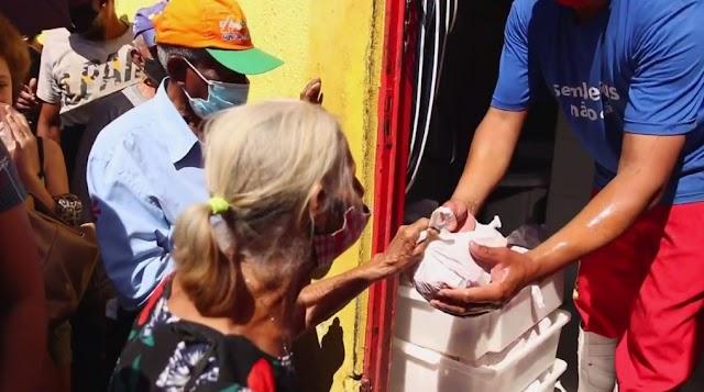 """""""Ossinho"""" x Agronegócio: O abismo entre a fome e o lucro em Mato Grosso"""