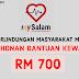 MySalam : Bantuan Kewangan Sehingga RM 700 Seorang