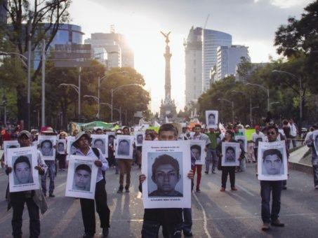 Aumenta a 60.000 la cifra de desaparecidos en México