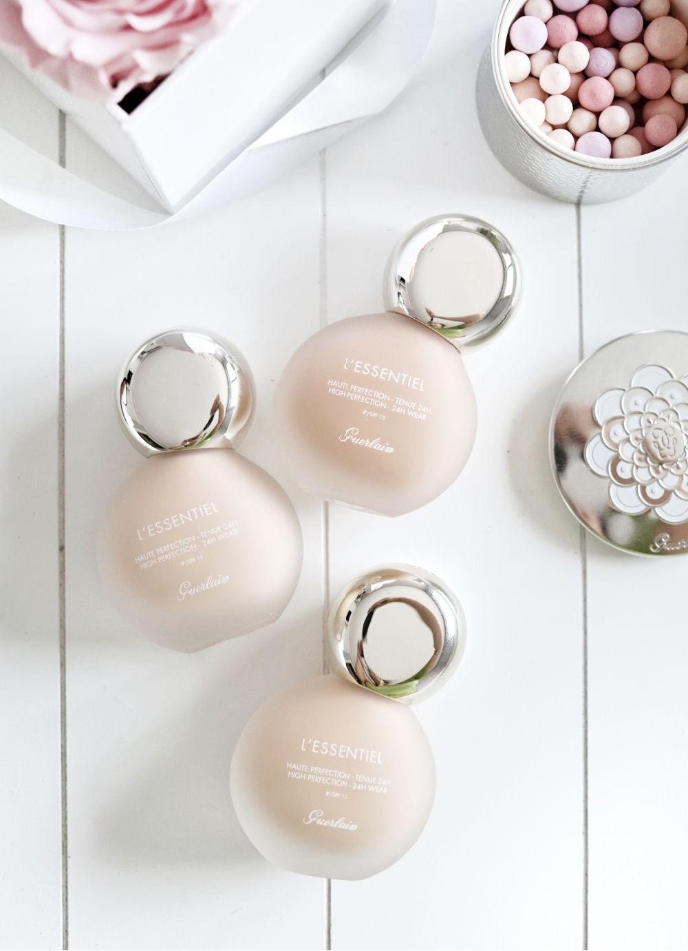 Por qué me gusta L' Essentiel High Perfection de Guerlain y en qué se diferencia de L'Essentiel Natural Glow