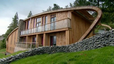 Grand Designs The Dome House NAR