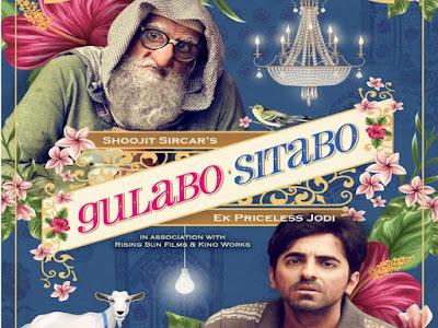 Movie Review - Gulabo Sitabo (A wonderful movie)