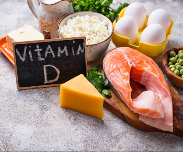 Complete vitamin D deficiency not from medicines but from these natural sources