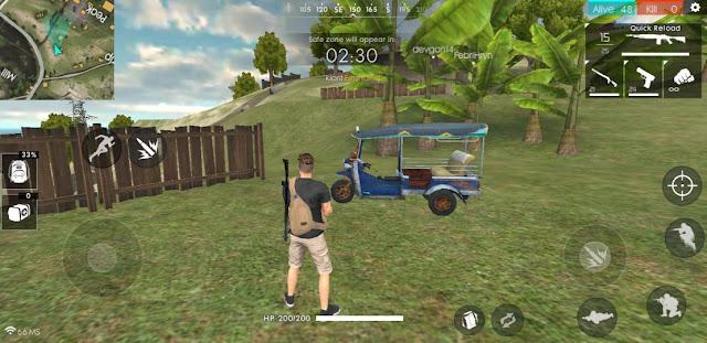 Cara Mengamankan Kendaraan