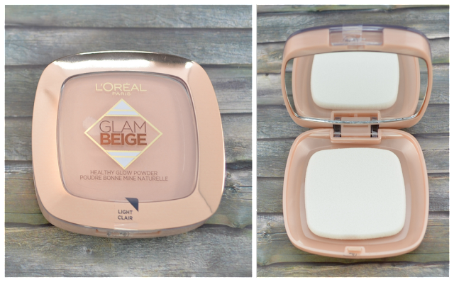 L'oréal Glam Beige healthy glow Powder