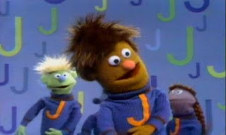 Anything Muppets sing J Friends. Sesame Street Do the Alphabet