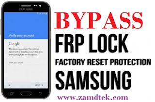 Samsung Galaxy S7 frp bypass and Google account reset