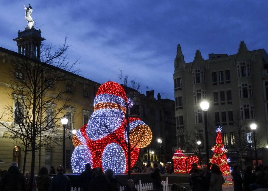 El capricho de Marquez@: Navidad en Gijón