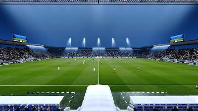 PES 2021 Stadium Stade de la Tuiliere