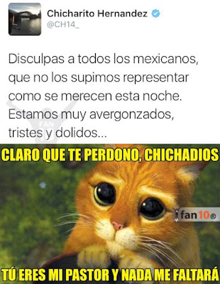 memes copa america semifinales argentina chicharito chichadios