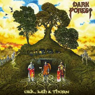 """Ο δίσκος των Dark Forest """"Oak, Ash & Thorn"""""""