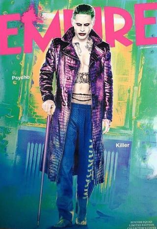 Jared Leto fue el Joker en Suicide Squad