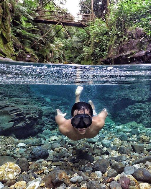Spot Snorkling Di Bogor