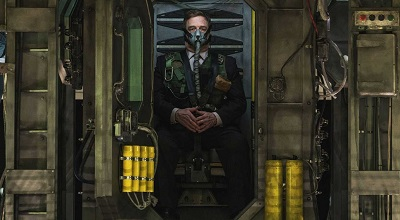 La rebelión HD 1080p, Captive State HD 1080p, Nación cautiva HD 1080p poster box cover