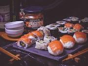 Sushi dla opornych - wersja bez surowej ryby