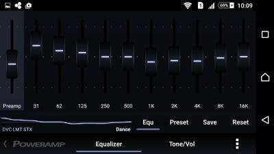 MAX MP, Aplikasi Smartphone Untuk Menggelegarkan Audio