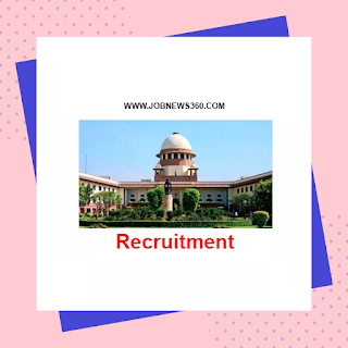 Supreme Court of India Recruitment 2019 for Personal Assistant (58 Vacancies)