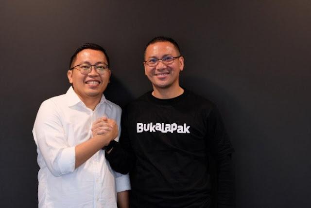 CEO Bukalapak Achmad Zaky diganti Rachmat Kaimuddin per Januari 2020