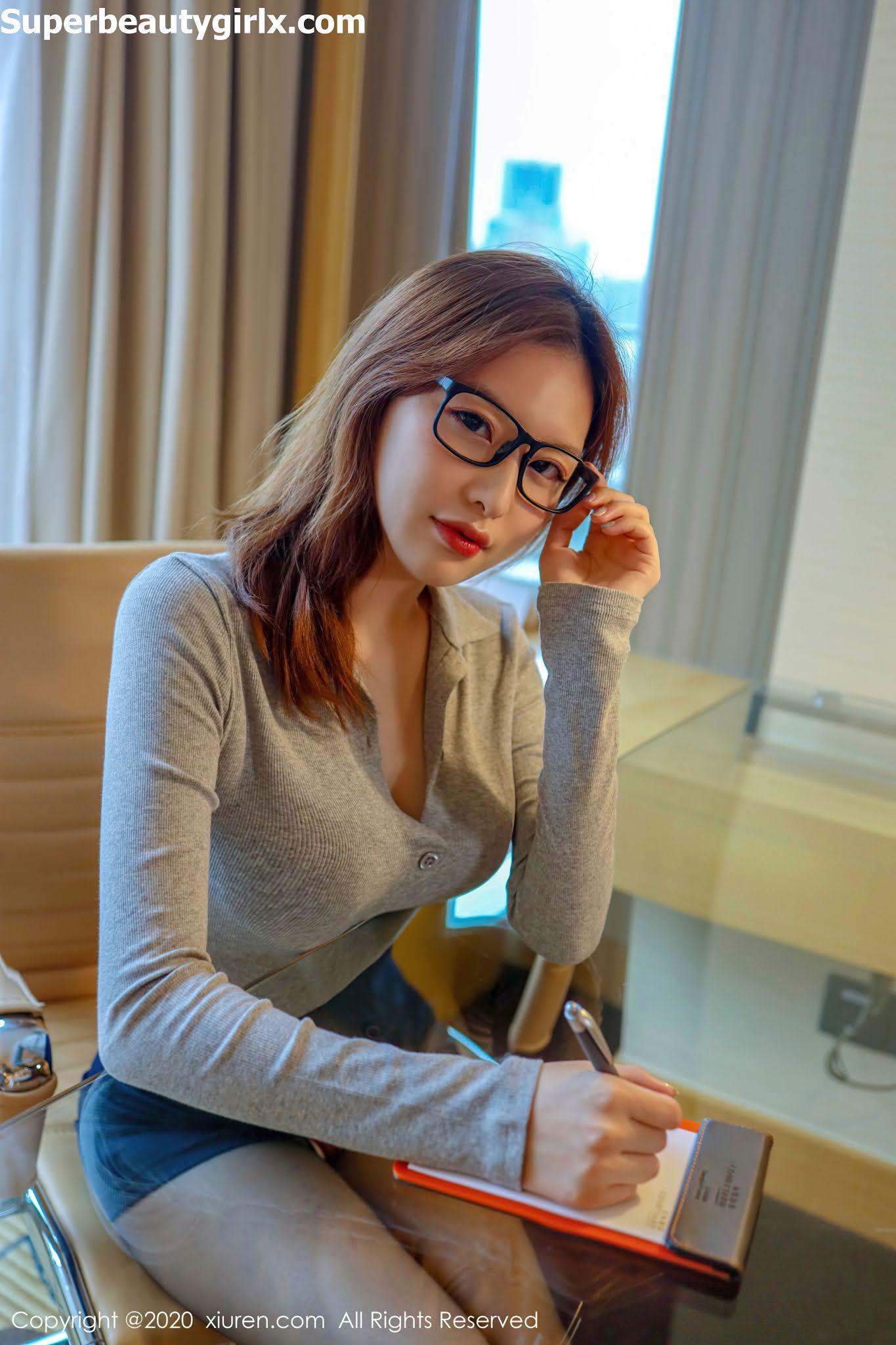XIUREN-No.2765-Fan-Jing-Yi-Superbeautygirlx.com