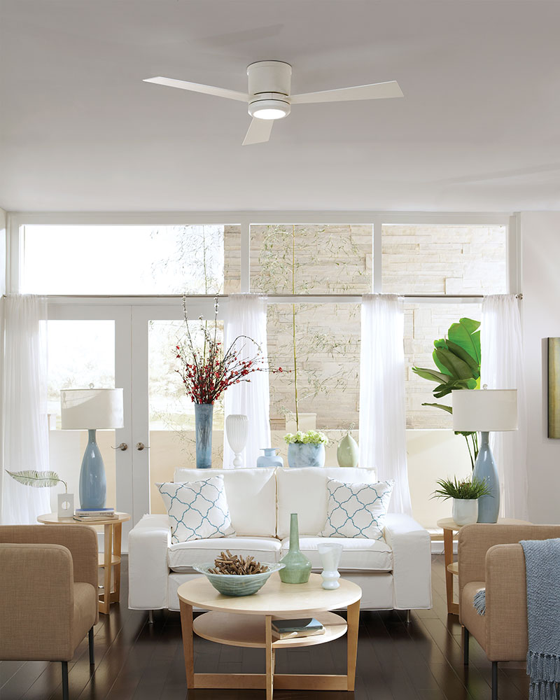 Ceiling Fan In Living Room: Good Life Of Design: The Good-Bad And Ugly Of Ceiling Fans