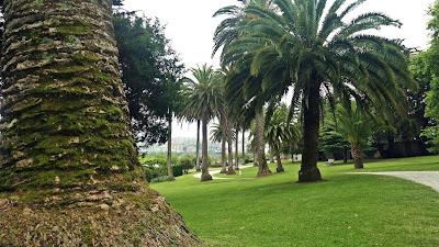 parku Mataleńas Santander