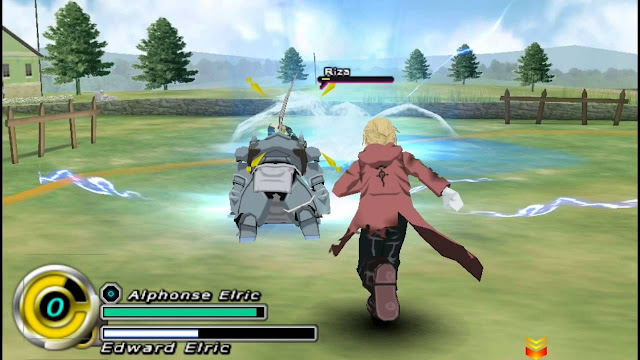 Fullmetal Alchemist: Brotherhood screenshot 1