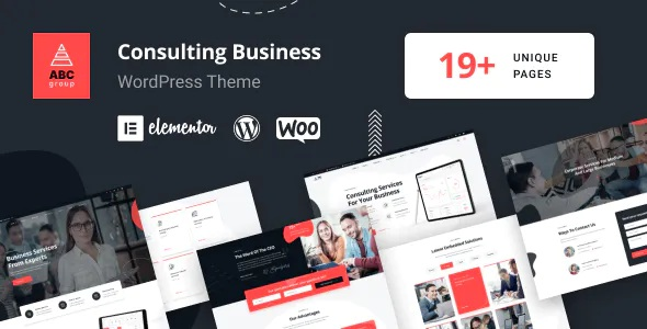 Best Consulting Business WordPress Theme