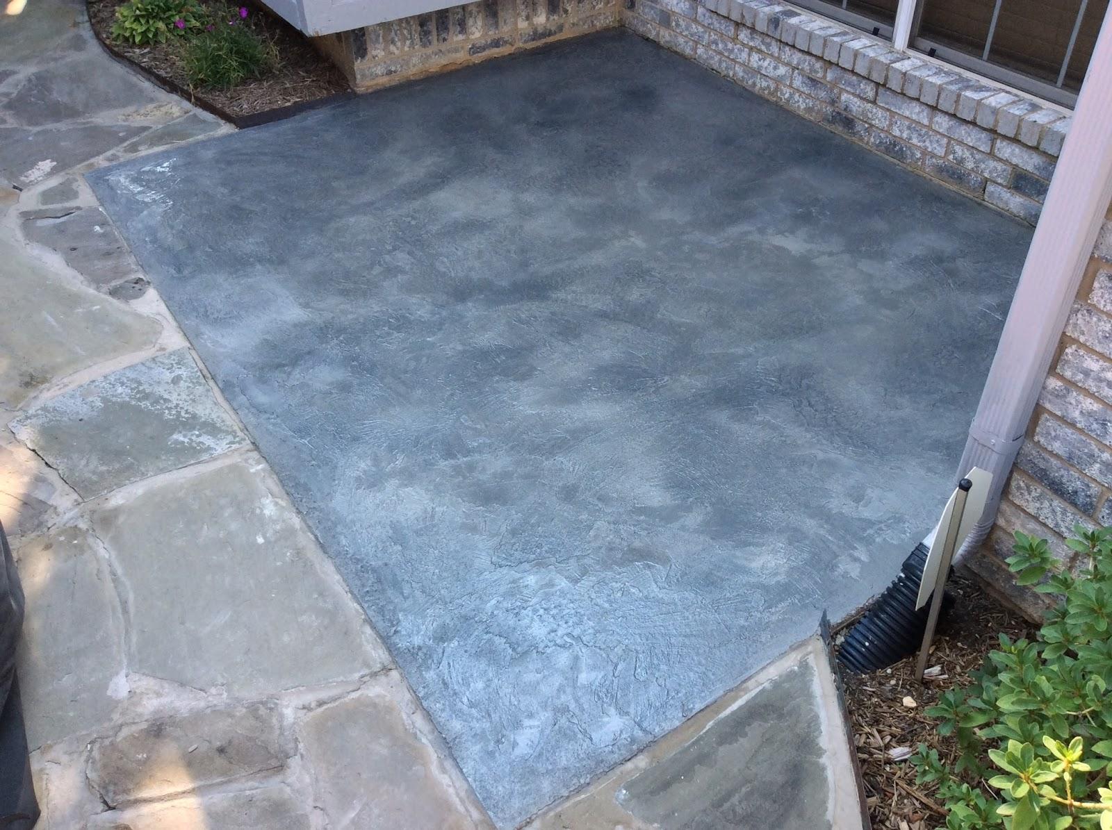 Epoxy Floor Coatings: Concrete patio resurfacing and ...