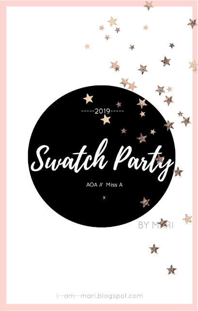 AOA Swatch Party