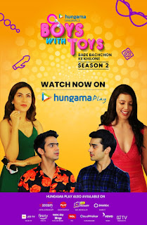 Download Boys With Toys (2019) Season 2 All Episode 480p WEB-HD
