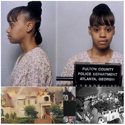 Former American Football player Andre Rison's wife Lisa Lopes