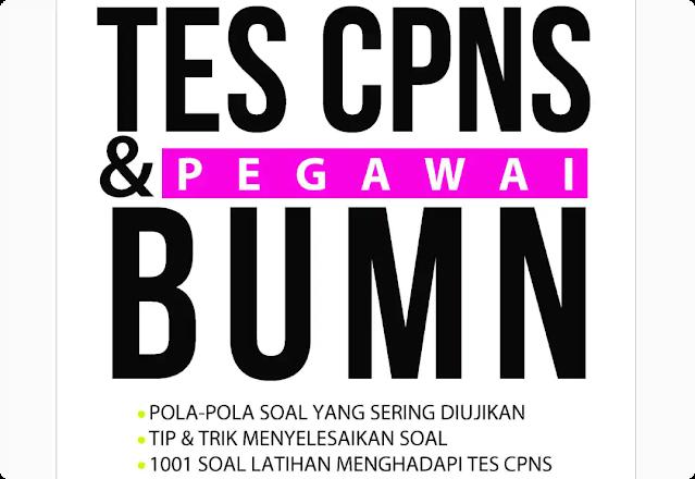 Ebook Pasti Lolos Tes CPNS Pegawai BUMN