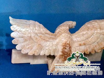 Kerajinan Patung Marmer Murah, Patung Rajawali, Harga Kerajinan Patung