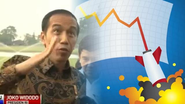 BPS: Untuk Pertama Kalinya Ekonomi Indonesia Kontraksi Sejak 1998