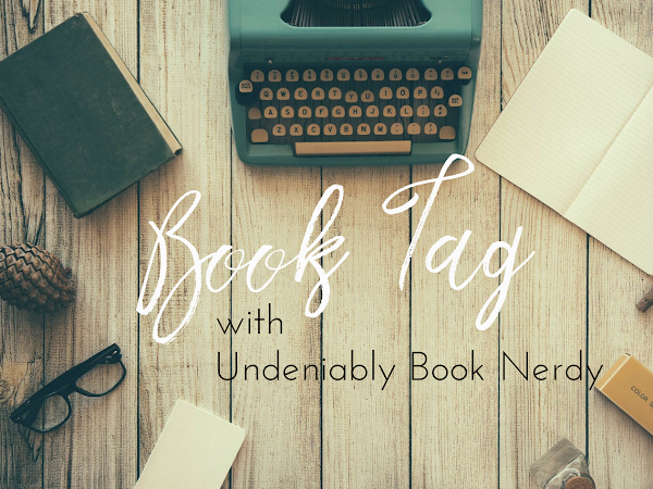 No Disclaimers Book Tag | Romance Edition