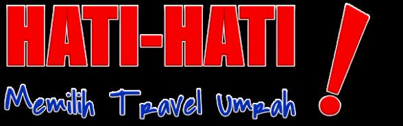 Alasan Kemenag Cabut Izin Tiga Travel Umrah