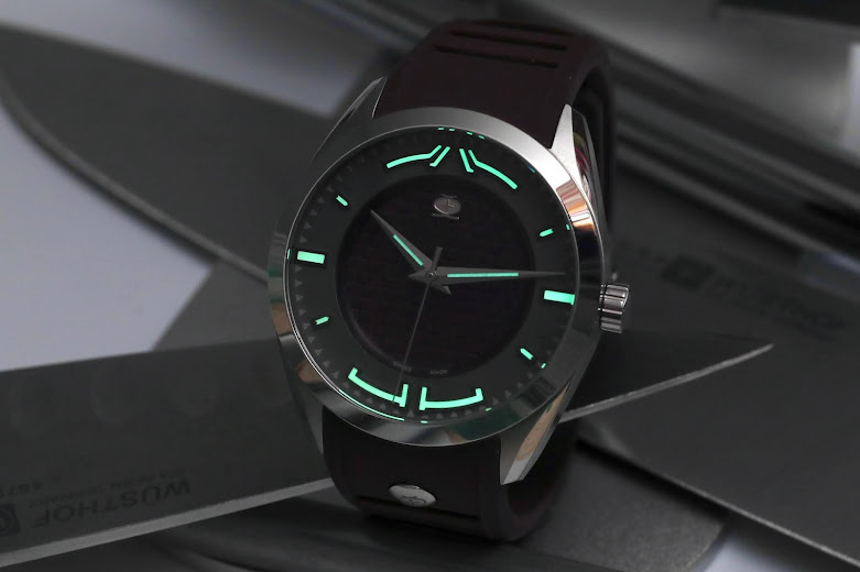Swiss Watch Co. Sport lume