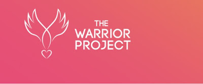 The Warrior project - banner screen print