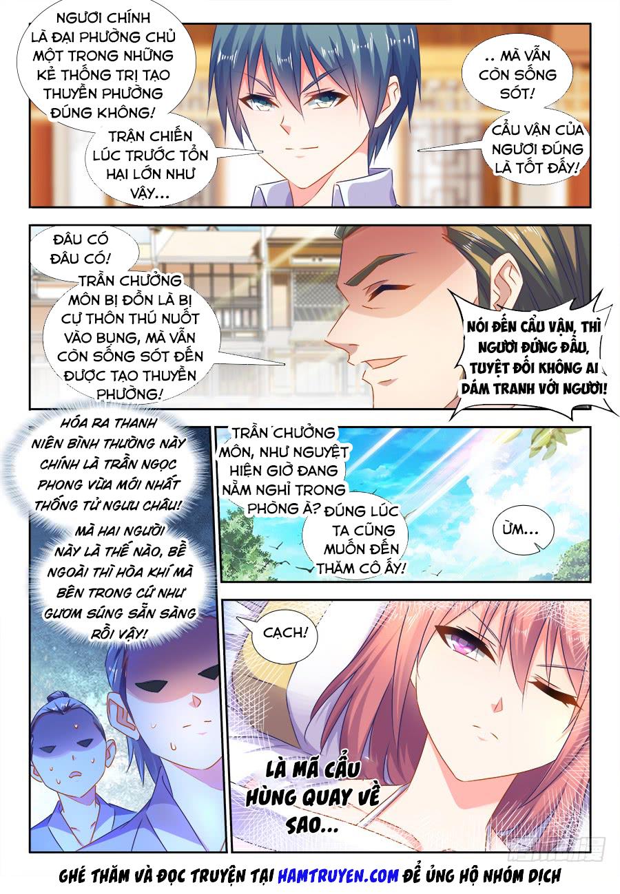 Song Tu Đạo Lữ Của Tôi Chapter 441 - Truyenmoi.xyz