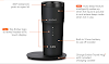 NEW Ember Temperature Control Travel Mug 2, 12 oz, Black, 3-hr Battery Life - App Controlled Heated Coffee Travel Mug - Improved Design