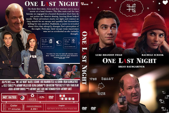 One Last Night DVD Cover