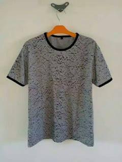 Pesan Kaos Polos Online di Kwandang