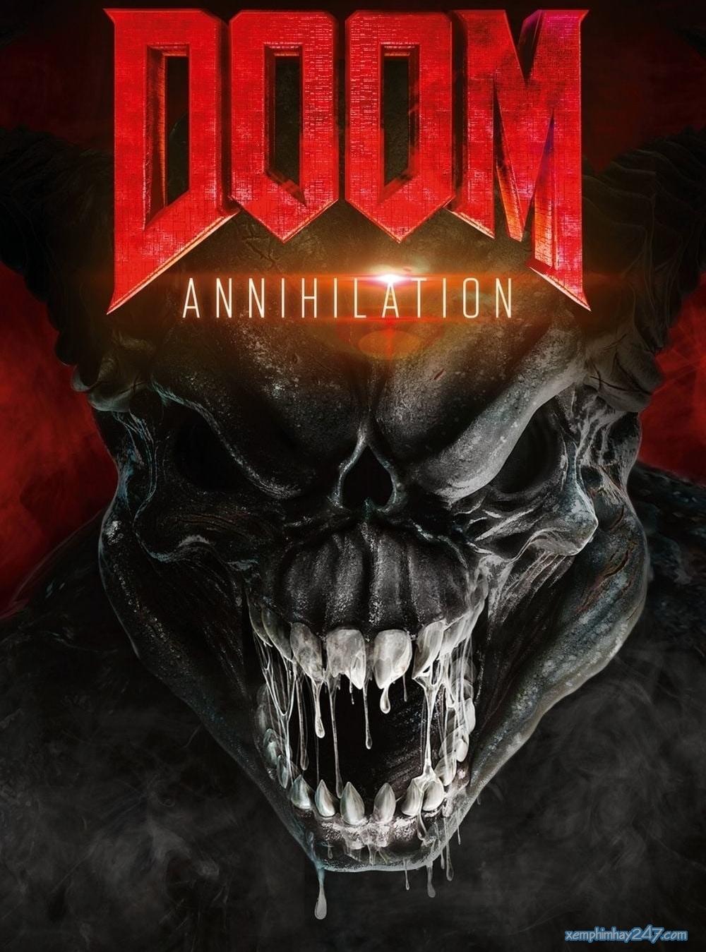 http://xemphimhay247.com - Xem phim hay 247 - Diệt Vong - Cổng Địa Ngục (2019) - Doom Annihilation (2019)