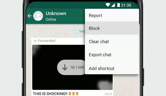 Cara Membuka Blokir WA Kita Tanpa Ganti Nomor