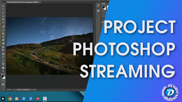 Photoshop Project Linux