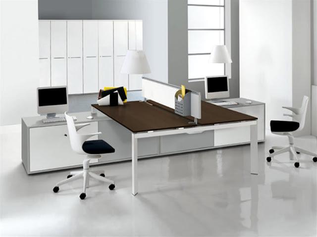 Desain Interior Kantor Minimalis Modern