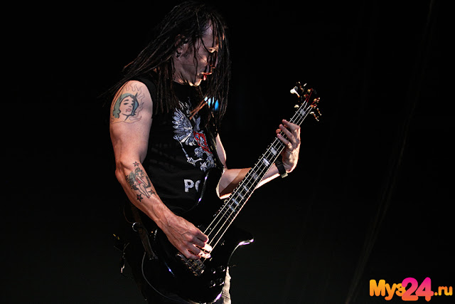 Фотографии с концерта Disturbed на ВТБ Арене