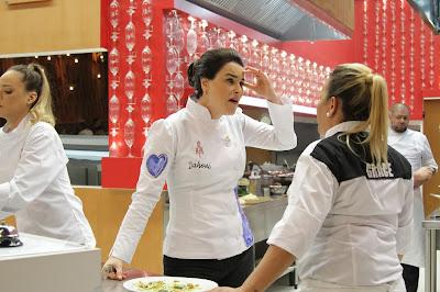 Chef Dahoui, Grace e Vick - Crédito: Gabriel Gabe/SBT