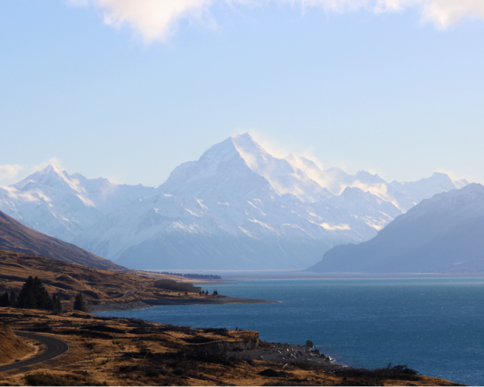 mount cook new zealand travel guide