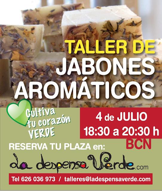 TALLER DE JABONES AROMATICOS